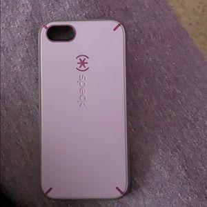 Purple I phone case!